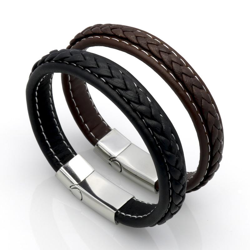 Amazon Braid Bracelet - Onyx Bunny