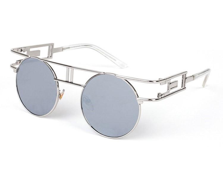 7033b13067 andromeda sunglasses instagram famous sunglasses circle lens frame unique  designer italy