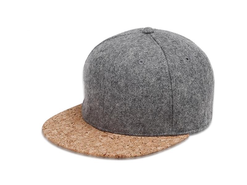Brands NUZADA 2017 Autumn 65% Wool Cork Fashion Simple Men Women Hat Hats  Baseball Cap f7ee276dcc9