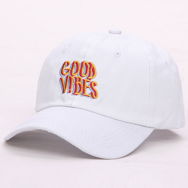 9857ccb2a Good Vibes Psychedelic Hat/Cap