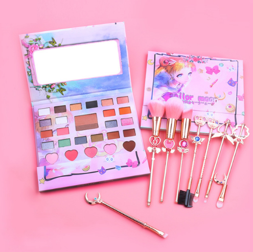 Sailor Moon Inspired Eyeshadow Palette
